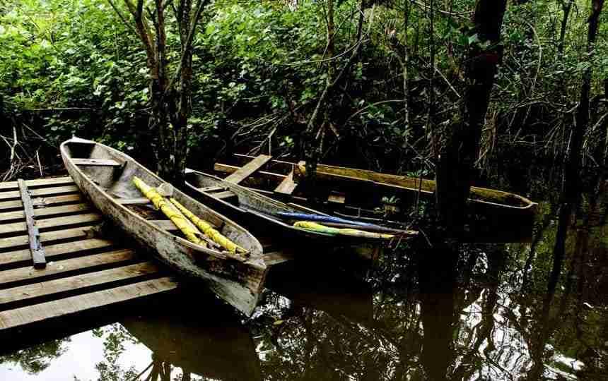 Laguna de Cacao