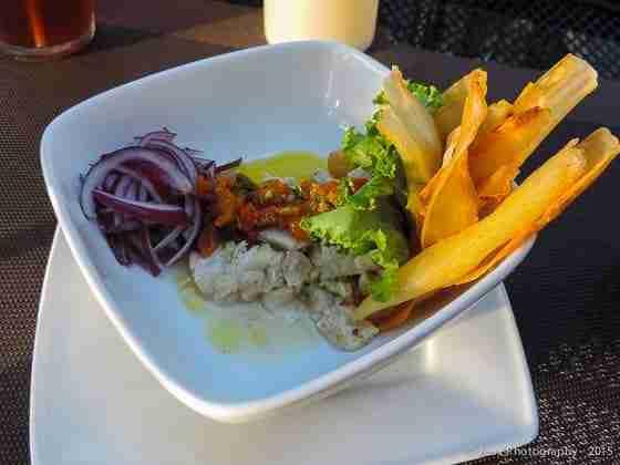 Ceviche, el otro pescado crudo