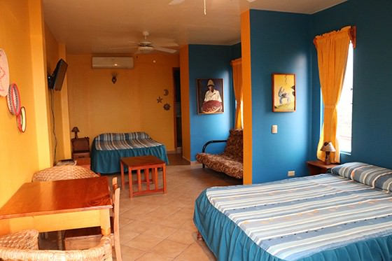 Tela - Hotel Maya Vista