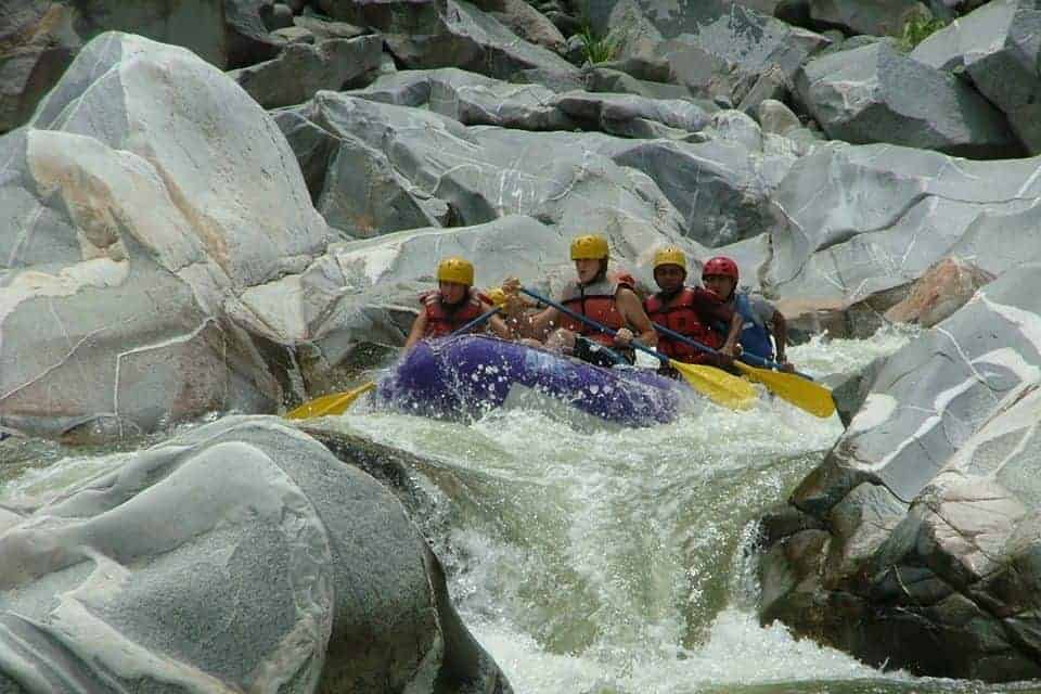Rafting - La Moskitia Ecoaventuras