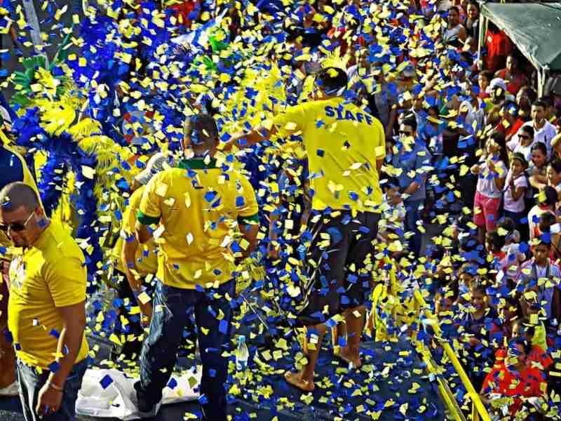 Celebraciones en Tela