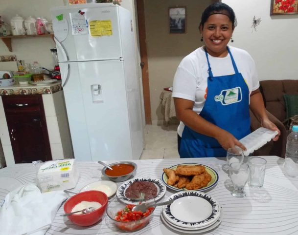 Cocinando con Ana