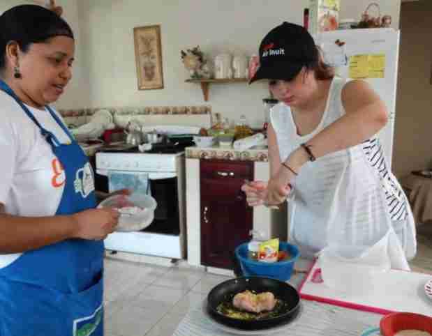 Flo Cocinando con Ana