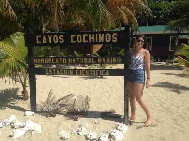 Estación científica Cayos Cochinos