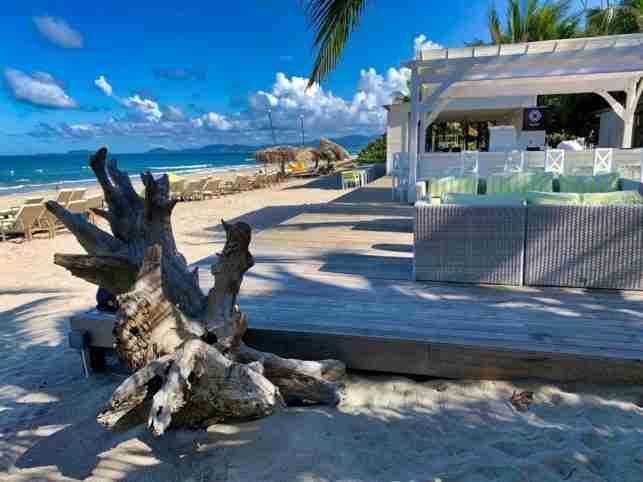 Las playas en Indura