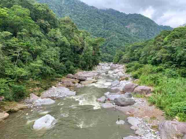 Senderos de Pico Bonito