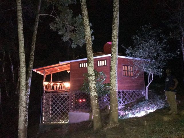 Cabins at Jilamito Resort