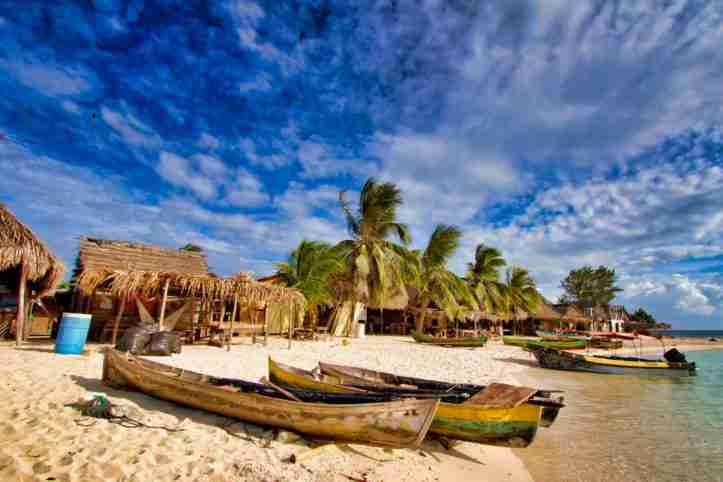 Un paraiso caribeño