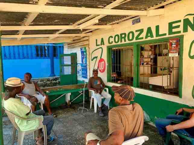 Exploring Corozal