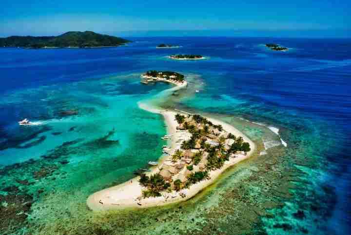 Cayos Cochinos, un paraiso Caribeño
