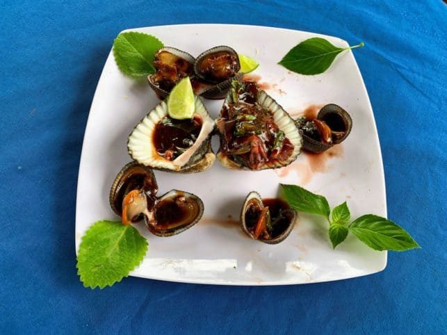 Gastronomical Adventure in Corozal