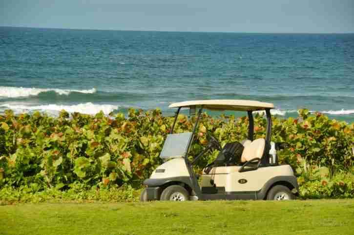 Golf en Atlantida