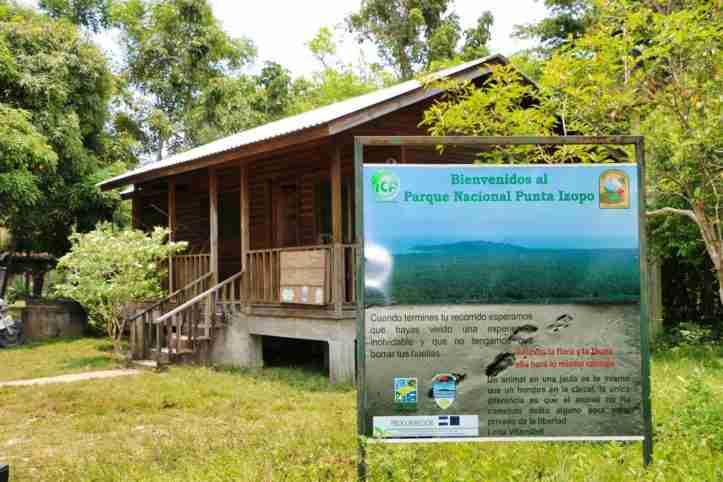 Aventura en Punta Izopo