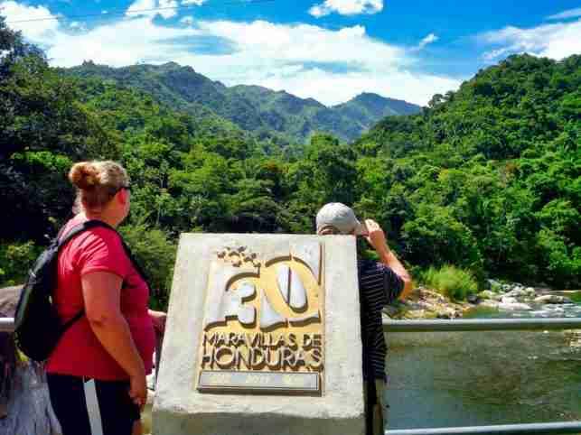 Sendero Guaruma de Pico Bonito