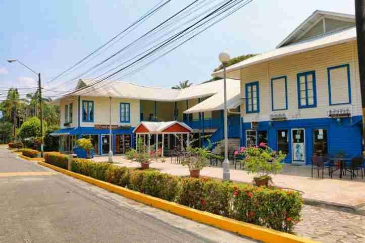 Centro Comercial de Telamar Resort