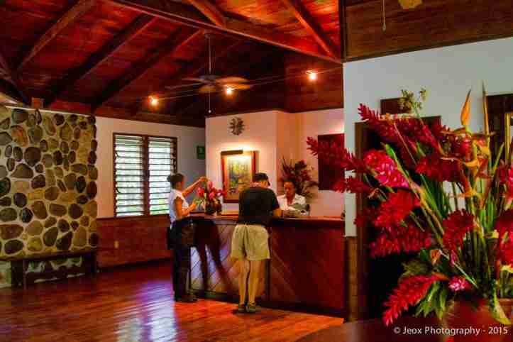 El Pico Bonito Lodge está abierto