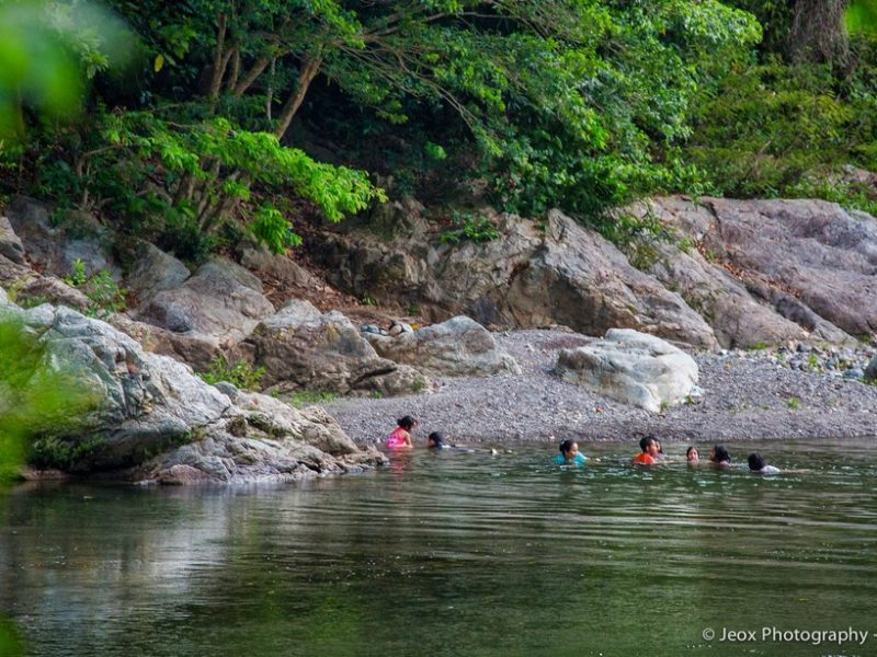 La Ceiba's Crystal Clear Rivers