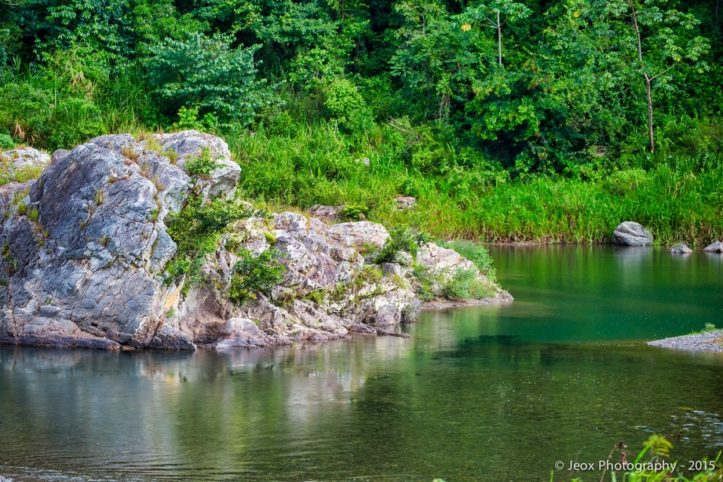 La Ceiba's Crystal Clear Rivers