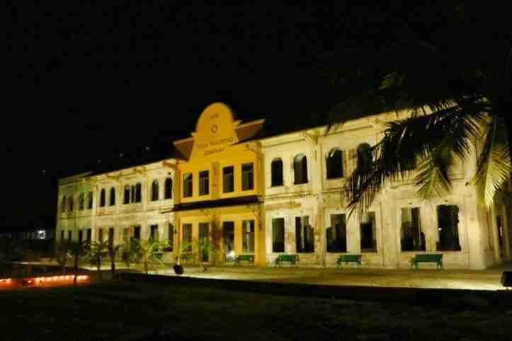 museo de tela