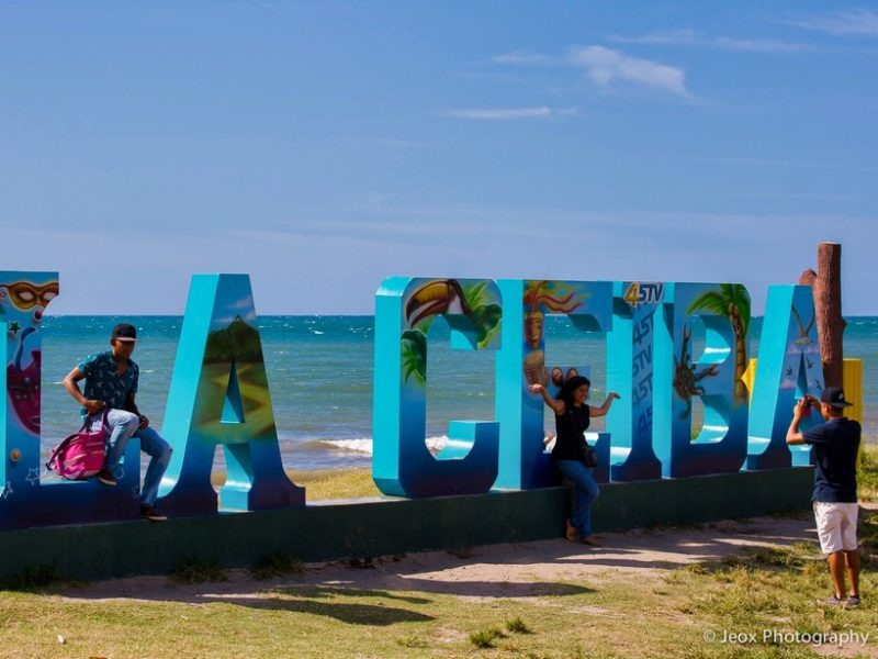 Paseo de Los Ceibeños