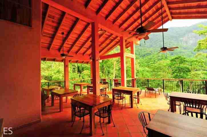 Restaurantes en la Cuenta del rio Cangrejal